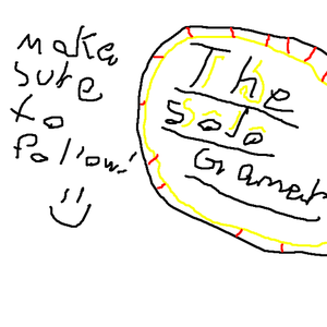 The_solo_gamer_ Logo