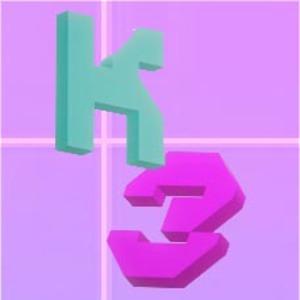 k3ft Logo