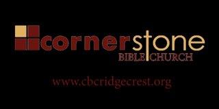 Profile banner for cbcridgecrest