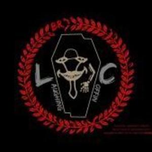 laughincoffinreal Logo