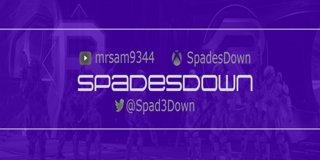 Profile banner for spadesdown