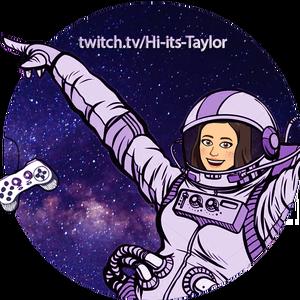 HiitsTaylor Twitch Logo