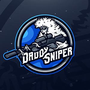 DaddySniper_ Logo
