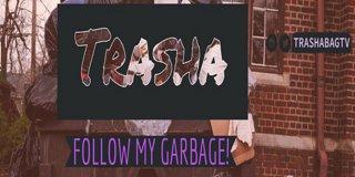 Profile banner for trashabag