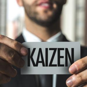 kaizenwarrior Logo