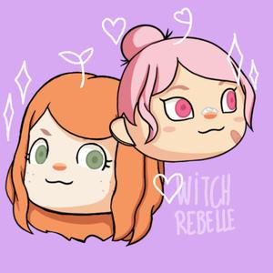WitchRebelle Logo
