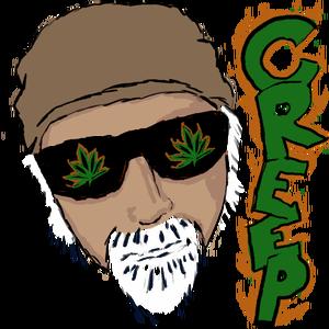 CreepFactor's Twitch Logo