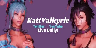 Profile banner for kattvalkyrie