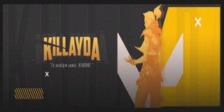 Profile banner for killayda