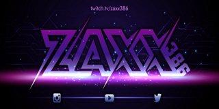 Profile banner for zaxx386