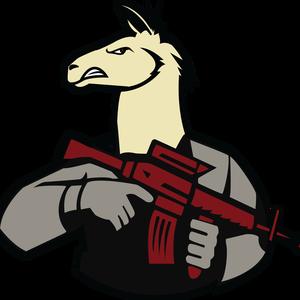 GhostTheLlama Logo