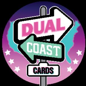 DualCoastCards Logo