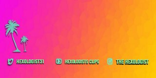 Profile banner for thehexologist