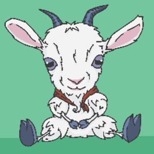 CharmingGoat Logo