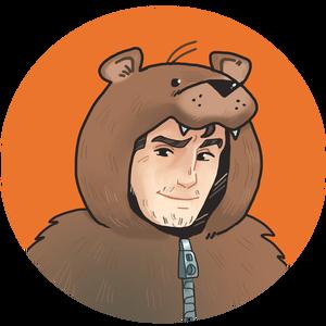 BearInArctic Logo