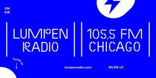 Profile banner for lumpenradio