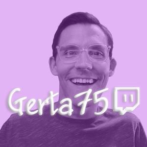 Gerta75 Logo