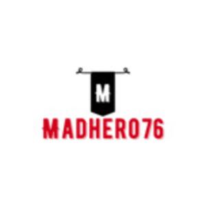 Madhero76 Logo