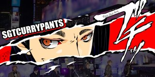 Profile banner for sgtcurrypants