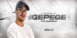 Profile banner for gepege