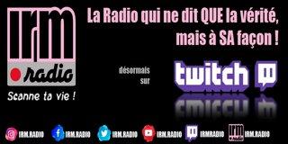Profile banner for irmradio