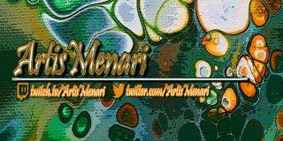 Profile banner for artismenari