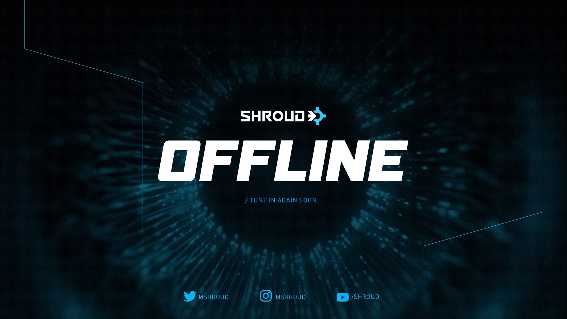 Twitch stream of shroud