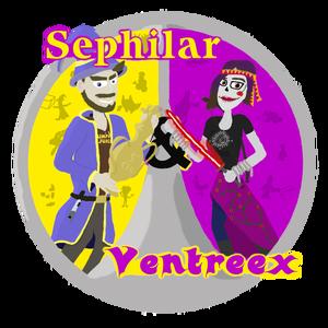 SephilarAndVentreex Logo
