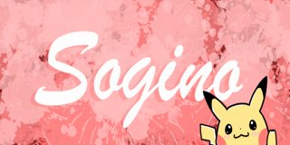 Profile banner for xsogino