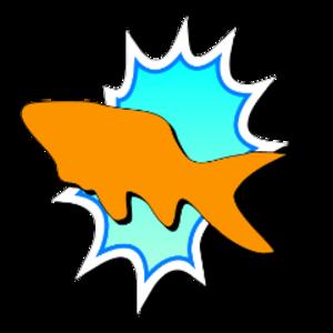 FishPlayStreetFighter Logo