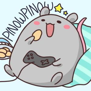 派大鼠 Logo