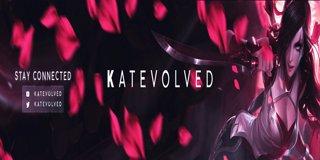 Profile banner for katevolved