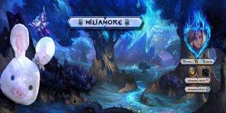 Profile banner for miliamore