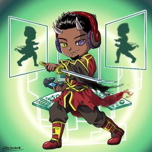 rasauq_gaming Logo