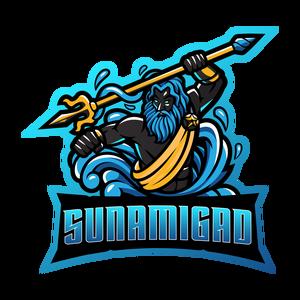 SunamiGAD Logo