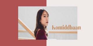 Profile banner for kontiddbaan_kt