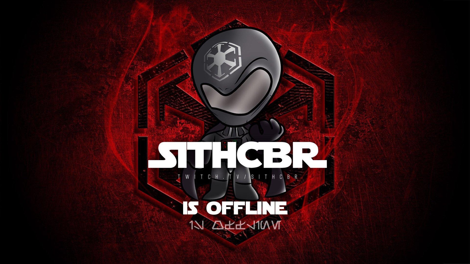 Twitch stream of SithCBR