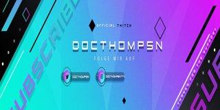 Profile banner for docthompsn