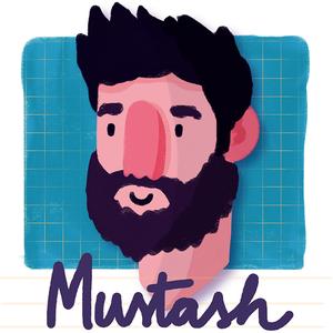 mustash7 Logo