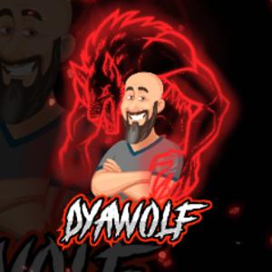 DyaWolf_ Logo