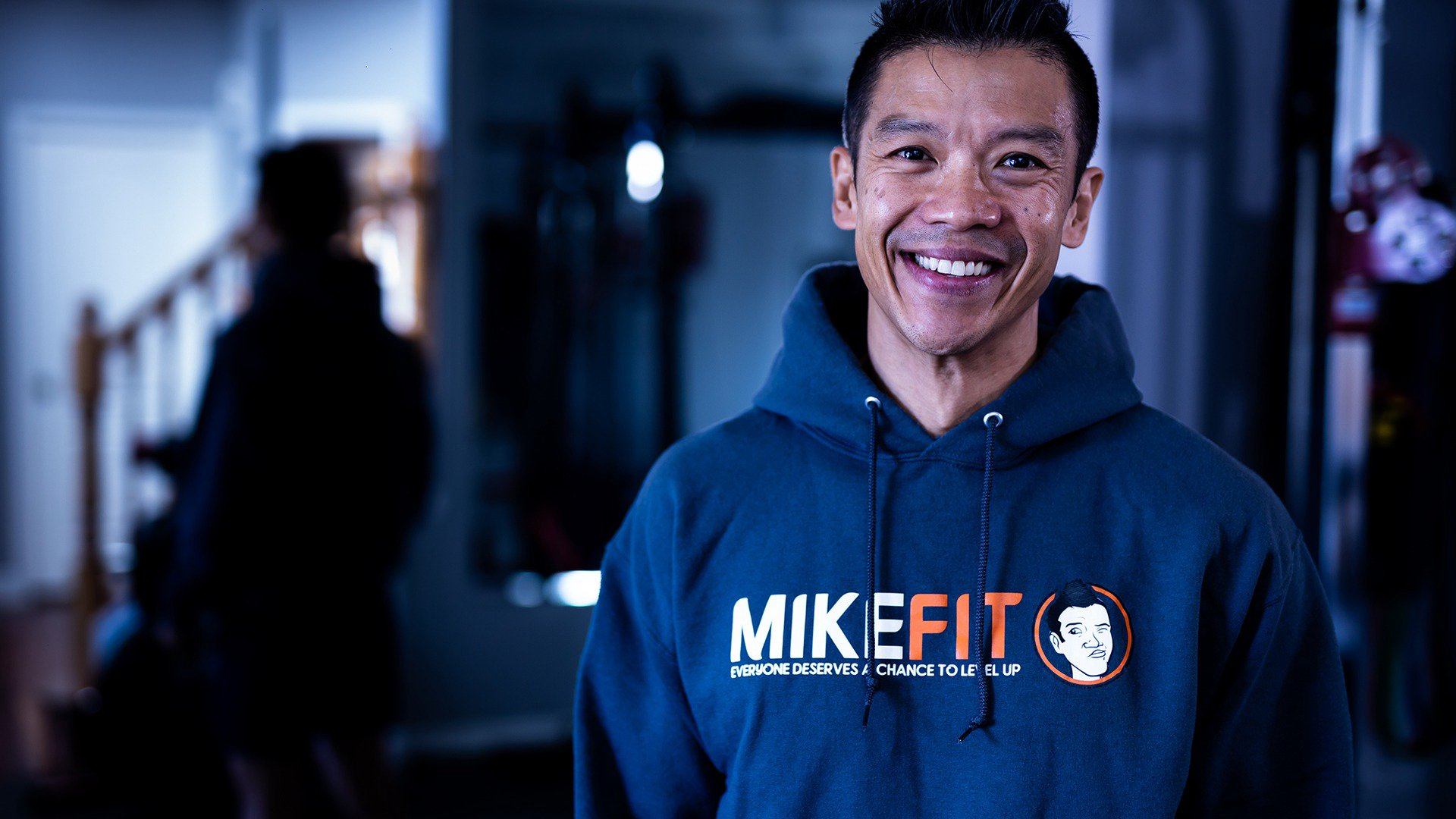 Twitch stream of MikeFIT403
