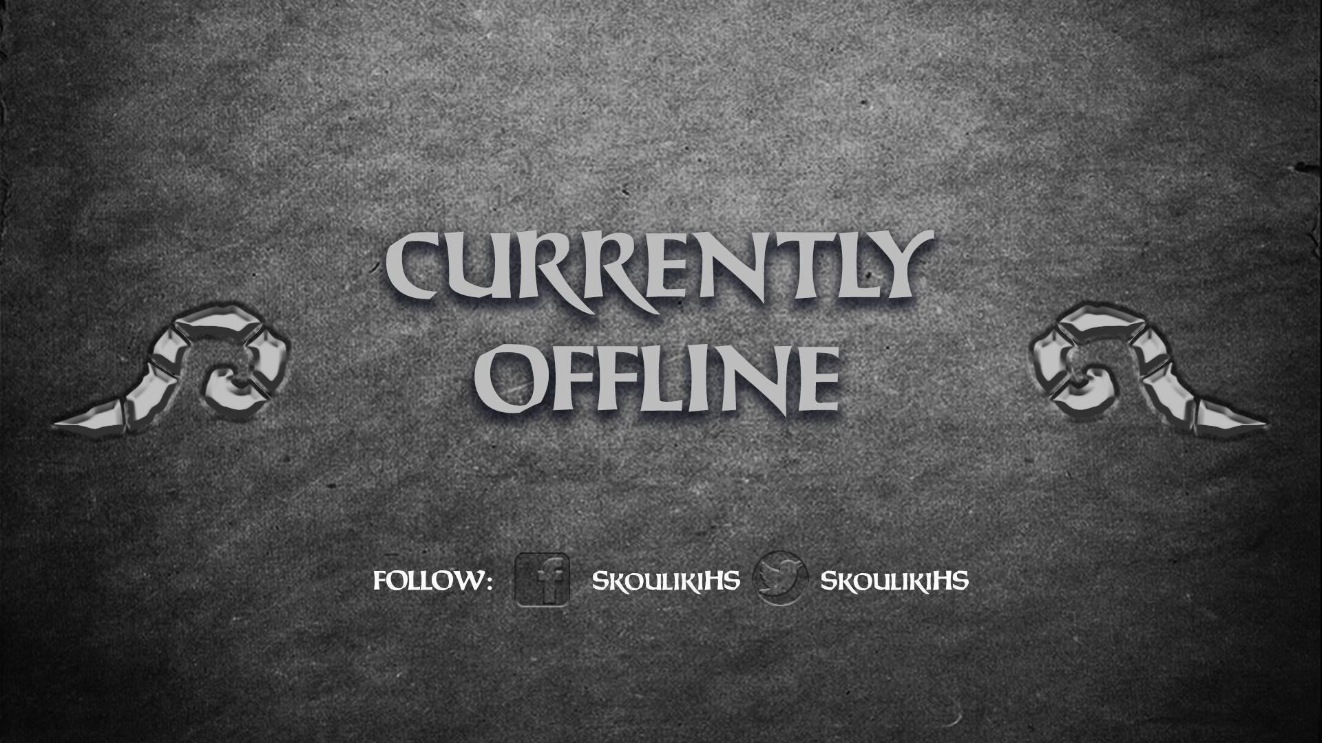 Twitch stream of SkoulikiHS