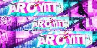 Profile banner for aroyitt