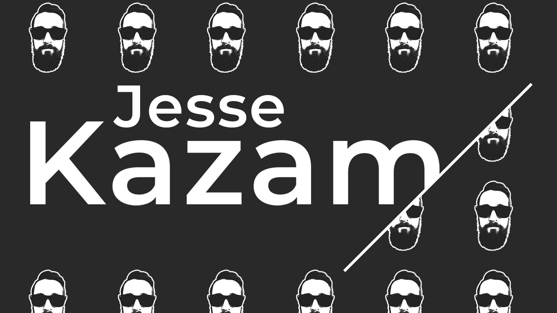 Twitch stream of JesseKazam
