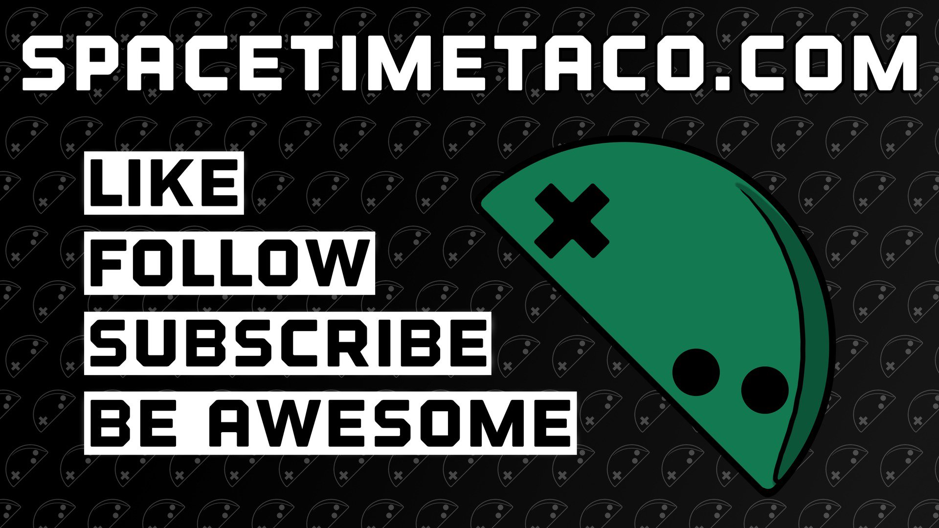 Twitch stream of SpaceTimeTaco