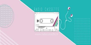 Profile banner for radiocassette