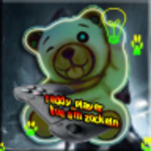 teddy_player Logo