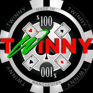 TwinnyPoker Logo