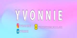 Profile banner for yvonnie