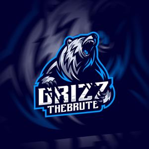 GRIZZTHEBRUTE Logo